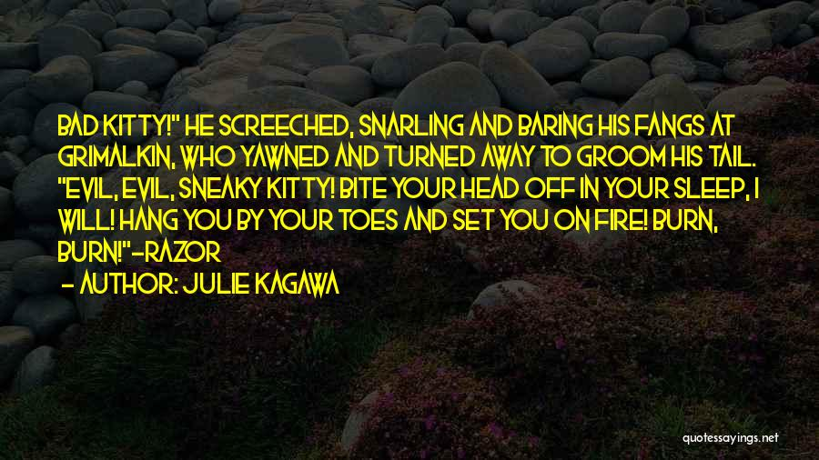 Sneaky Quotes By Julie Kagawa