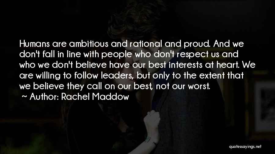 Snooki & Jwoww Quotes By Rachel Maddow