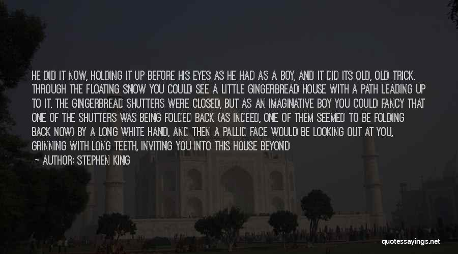 Snow Land Quotes By Stephen King