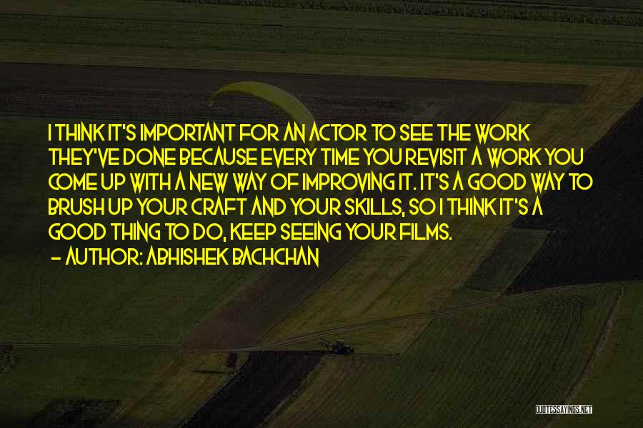 So Done With You Quotes By Abhishek Bachchan