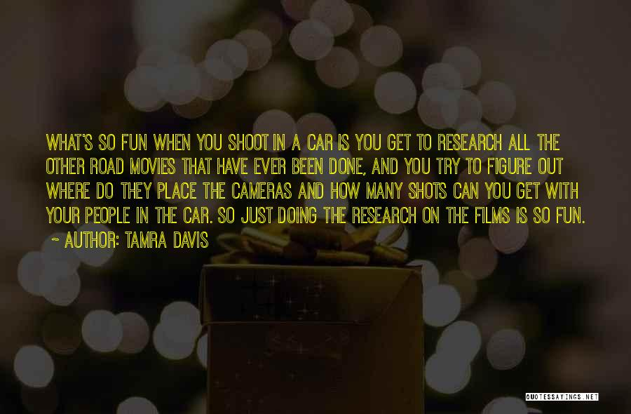 So Done With You Quotes By Tamra Davis