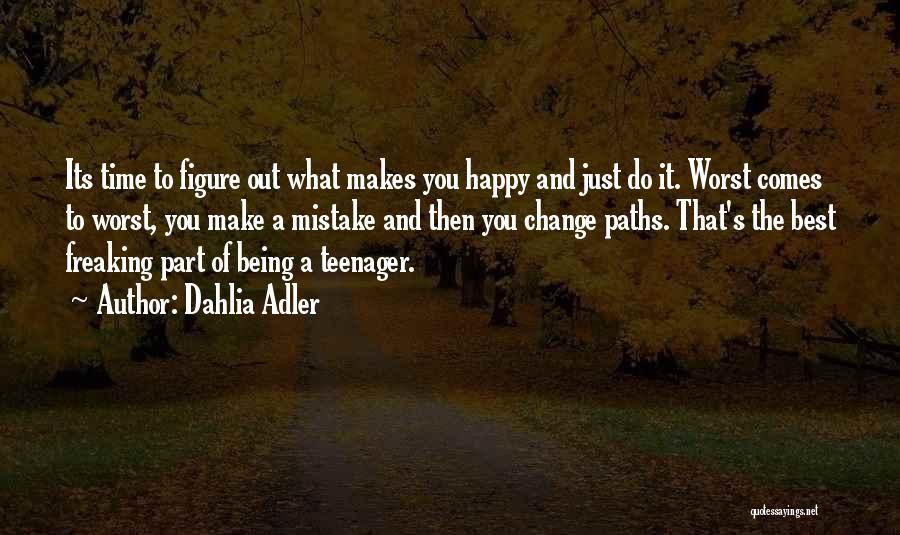 So Freaking Happy Quotes By Dahlia Adler