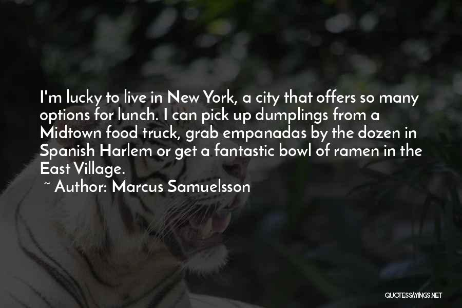 So Many Options Quotes By Marcus Samuelsson