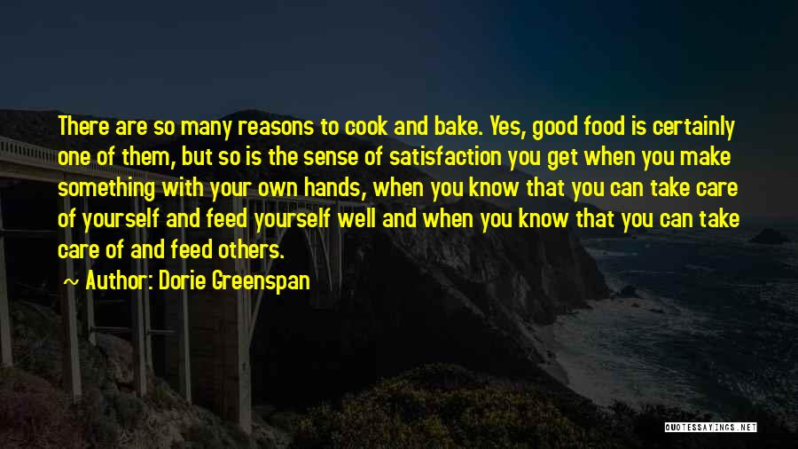 So Many Reasons Quotes By Dorie Greenspan