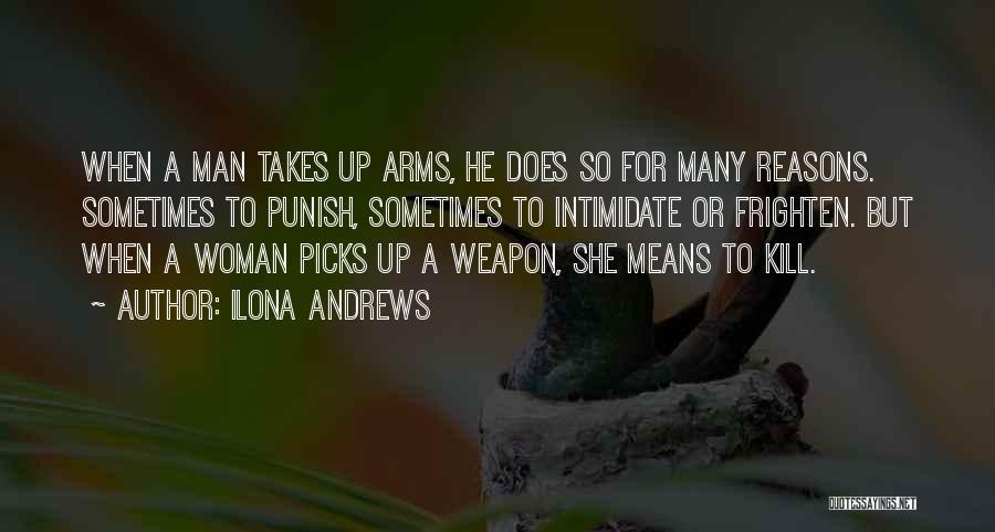 So Many Reasons Quotes By Ilona Andrews