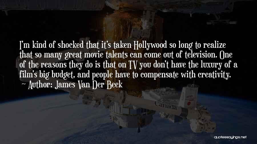 So Many Reasons Quotes By James Van Der Beek
