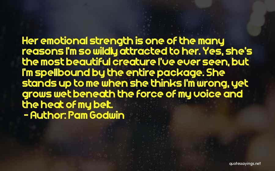 So Many Reasons Quotes By Pam Godwin
