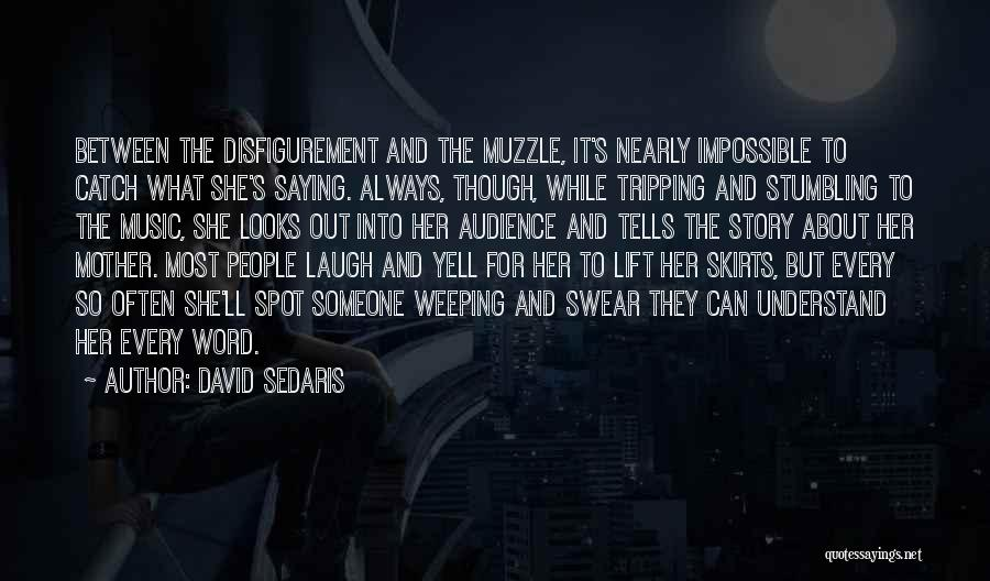 So So Sad Quotes By David Sedaris