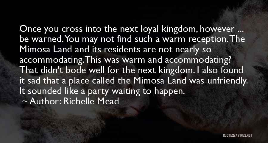 So So Sad Quotes By Richelle Mead