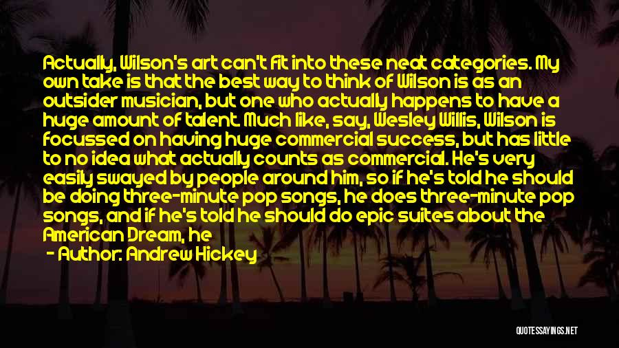 So Very True Quotes By Andrew Hickey