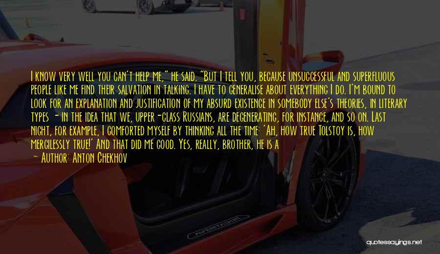 So Very True Quotes By Anton Chekhov