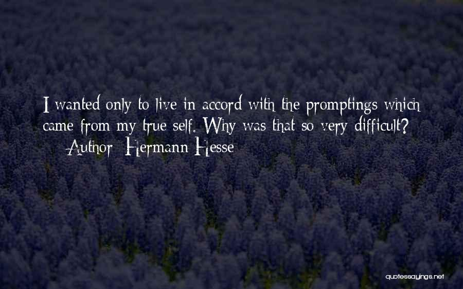 So Very True Quotes By Hermann Hesse