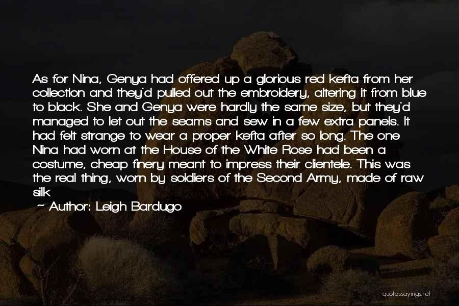 So Very True Quotes By Leigh Bardugo