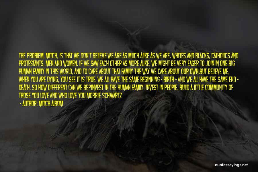 So Very True Quotes By Mitch Albom