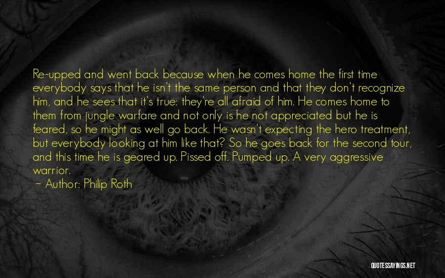 So Very True Quotes By Philip Roth