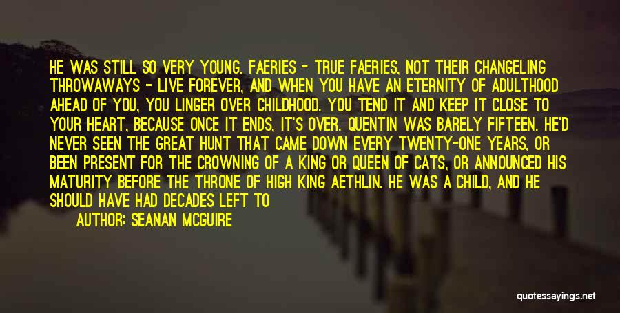 So Very True Quotes By Seanan McGuire
