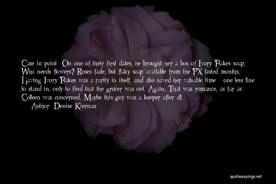 Soap Box Quotes By Denise Kiernan
