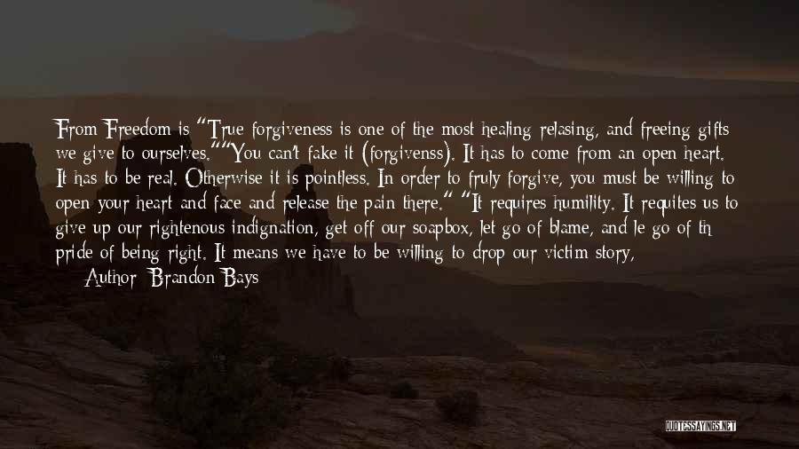 Soapbox Quotes By Brandon Bays