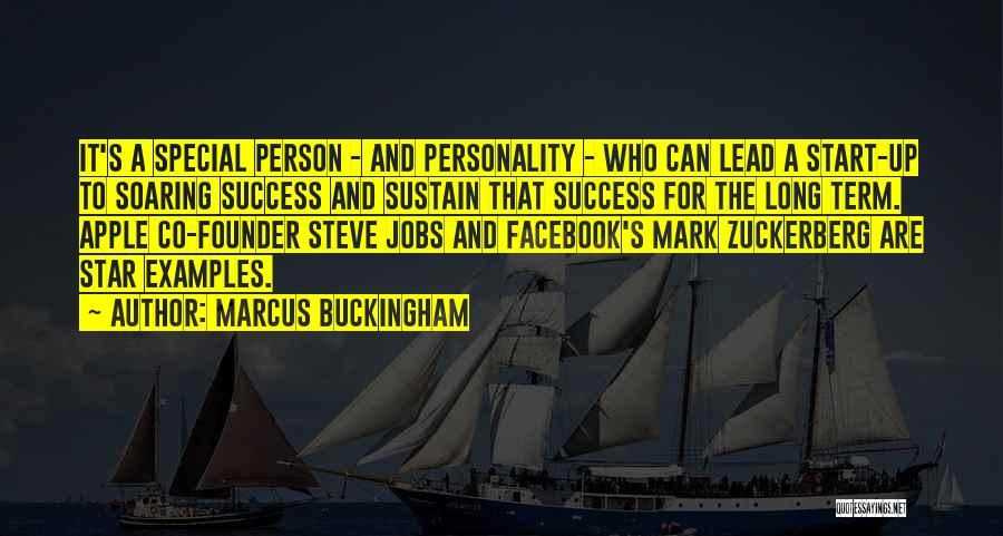 Soaring To Success Quotes By Marcus Buckingham
