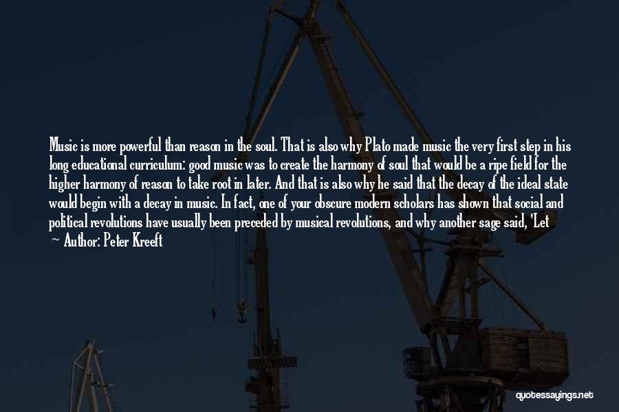 Social Decay Quotes By Peter Kreeft