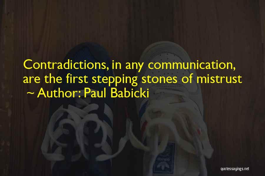 Social Etiquette Quotes By Paul Babicki