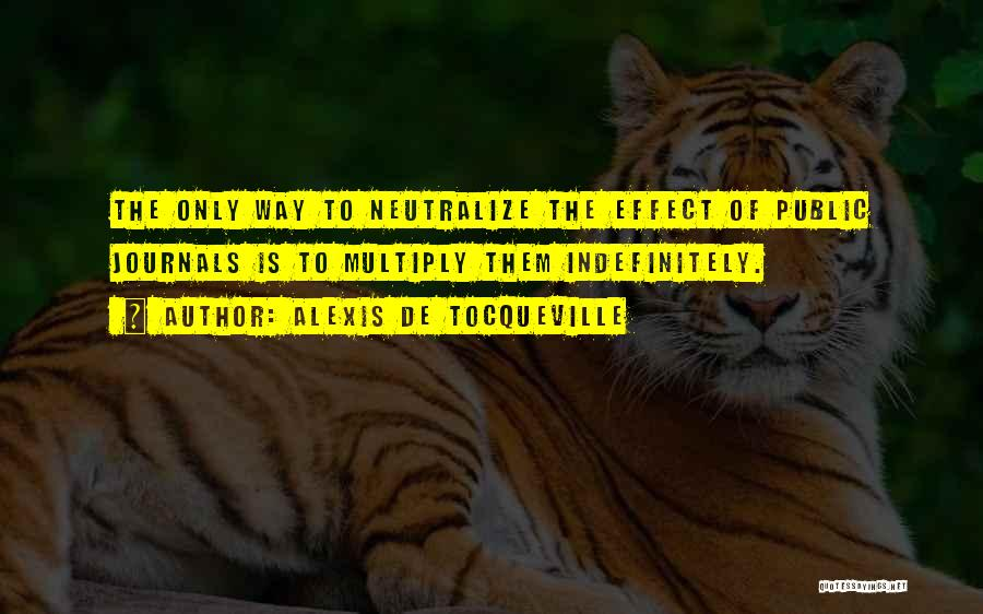 Social Media Influence Quotes By Alexis De Tocqueville