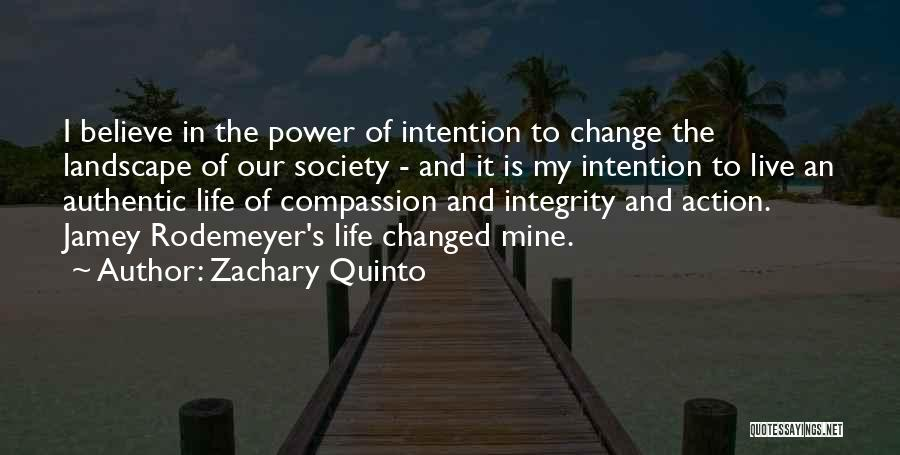 Society And Change Quotes By Zachary Quinto