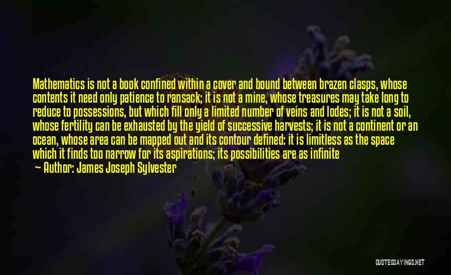Soil Fertility Quotes By James Joseph Sylvester