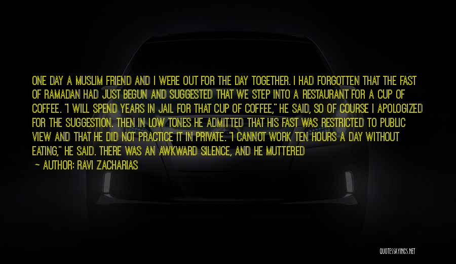 Sold Out To God Quotes By Ravi Zacharias