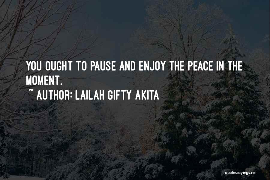 Solitude And Quotes By Lailah Gifty Akita