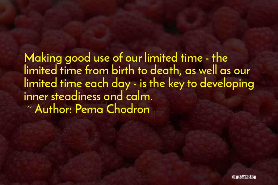 Solitude And Quotes By Pema Chodron