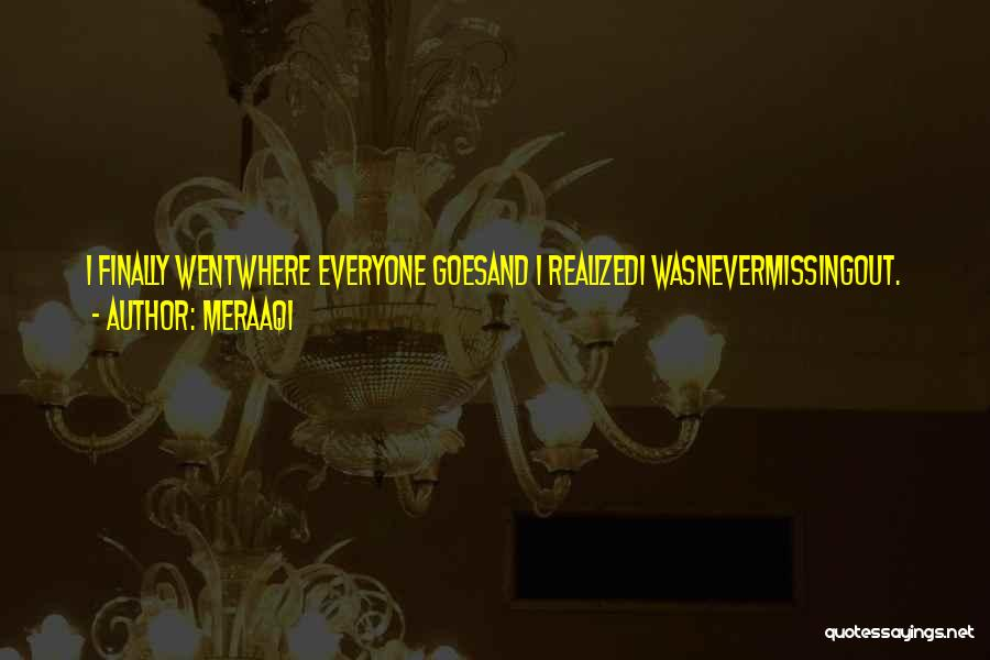 Solitude And Reflection Quotes By Meraaqi