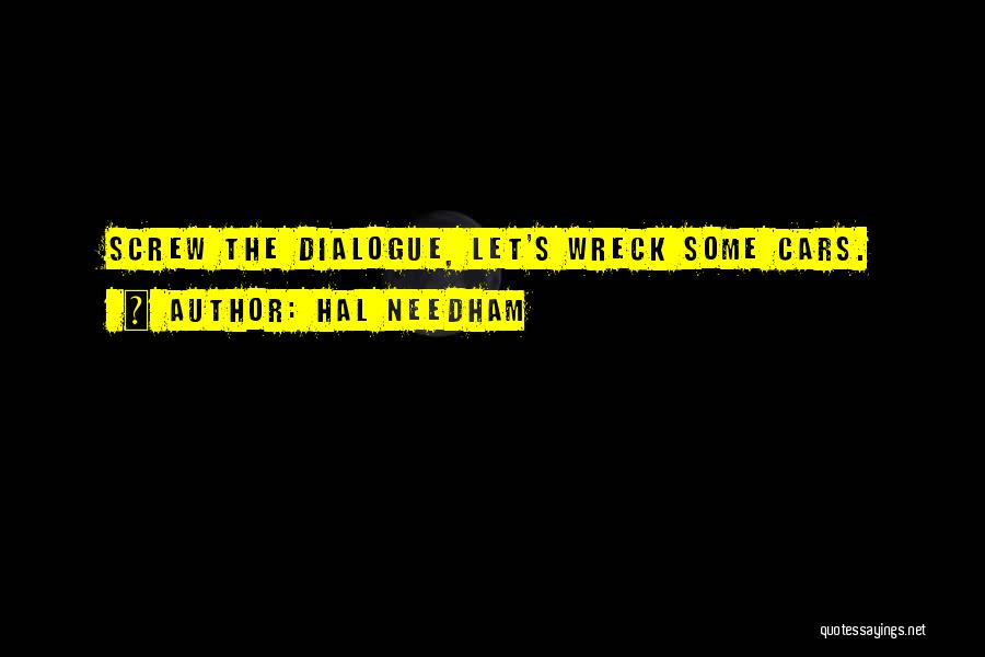 Some Bad Quotes By Hal Needham