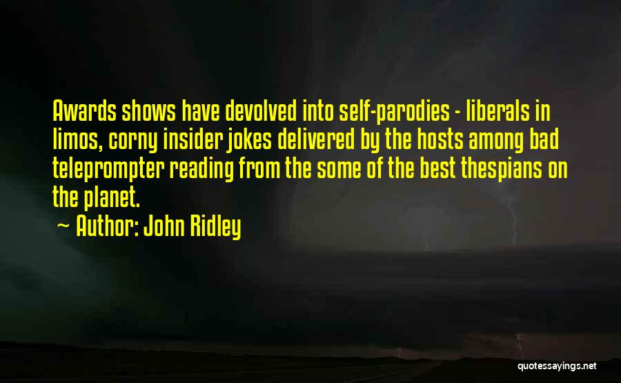 Some Bad Quotes By John Ridley