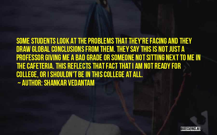 Some Bad Quotes By Shankar Vedantam