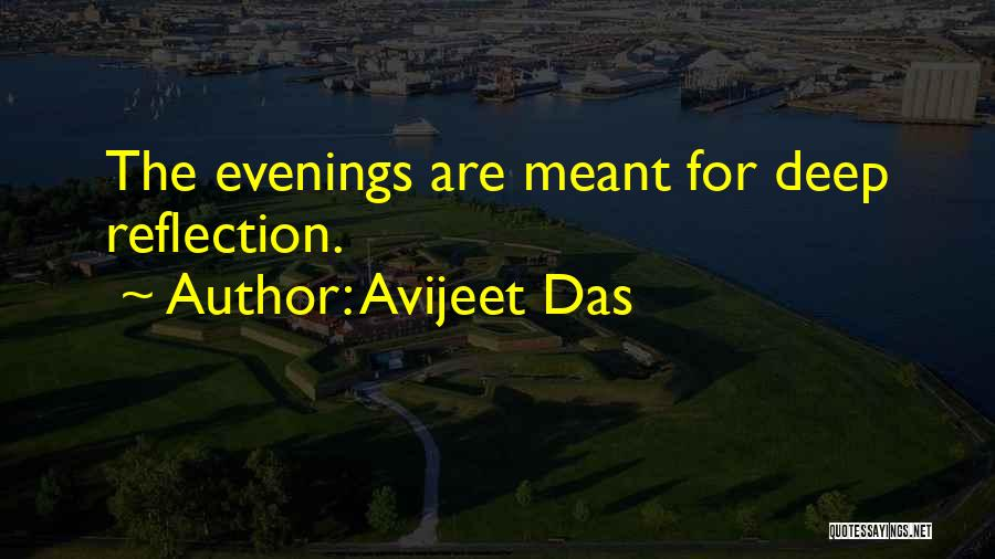 Some Deep Meaning Quotes By Avijeet Das