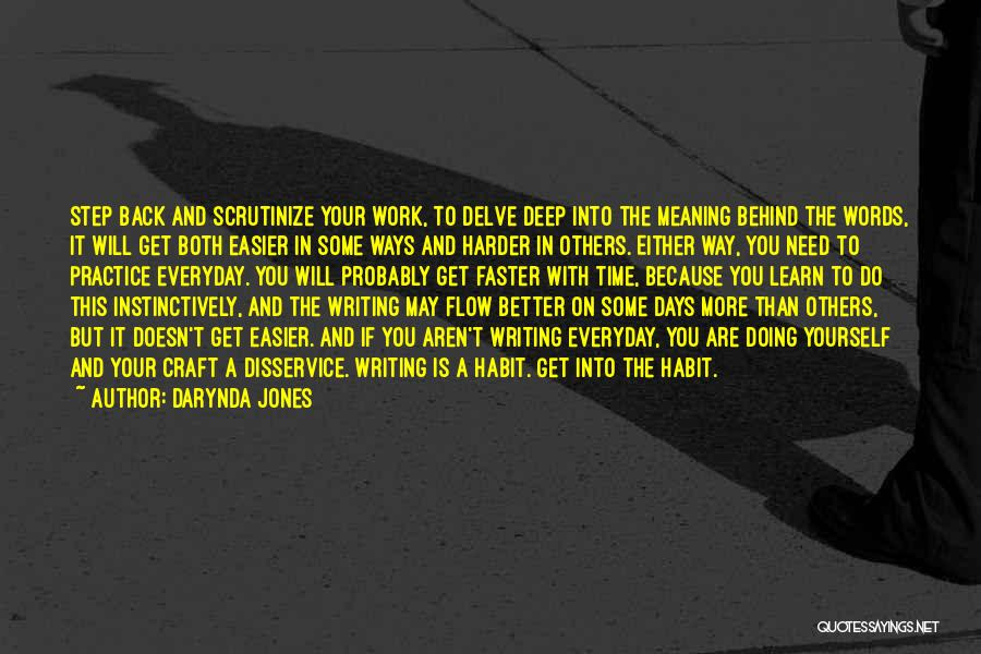 Some Deep Meaning Quotes By Darynda Jones