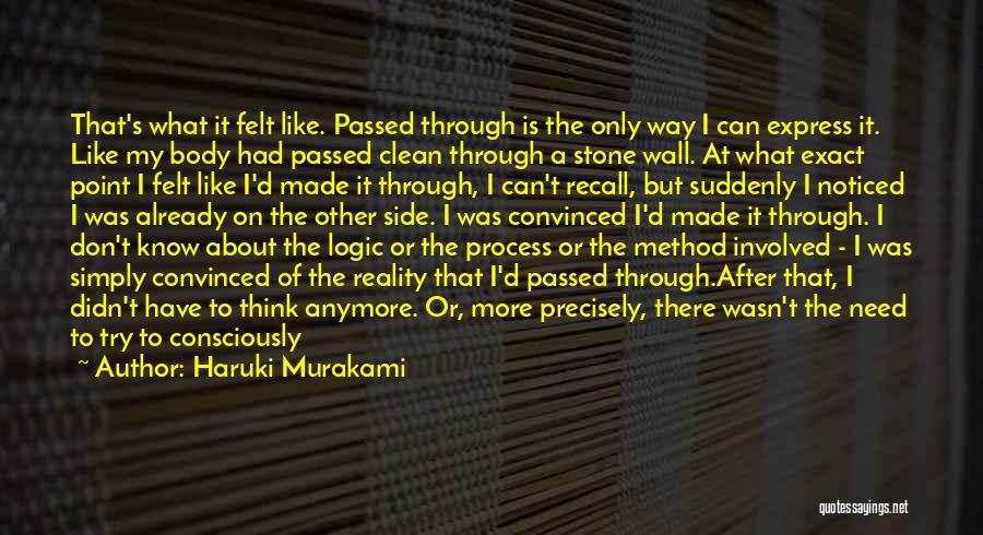 Some Like It Quotes By Haruki Murakami