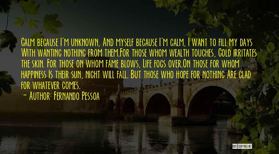 Someone Irritates You Quotes By Fernando Pessoa