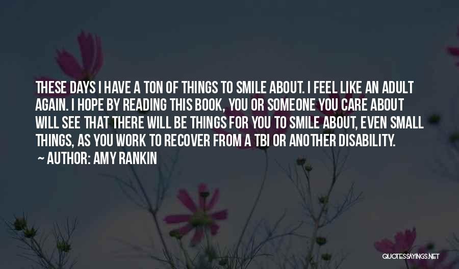 Someone Like You Book Quotes By Amy Rankin