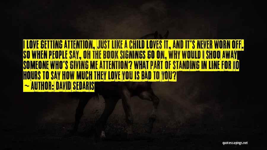 Someone Like You Book Quotes By David Sedaris
