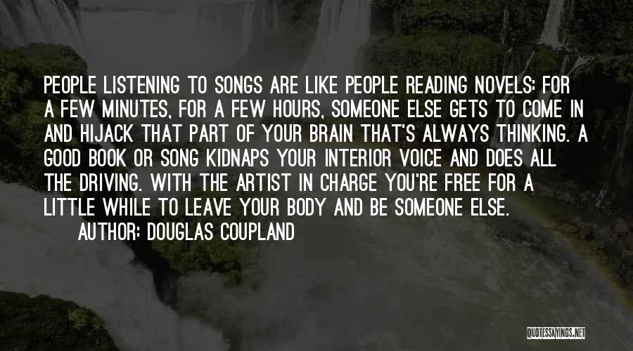 Someone Like You Book Quotes By Douglas Coupland