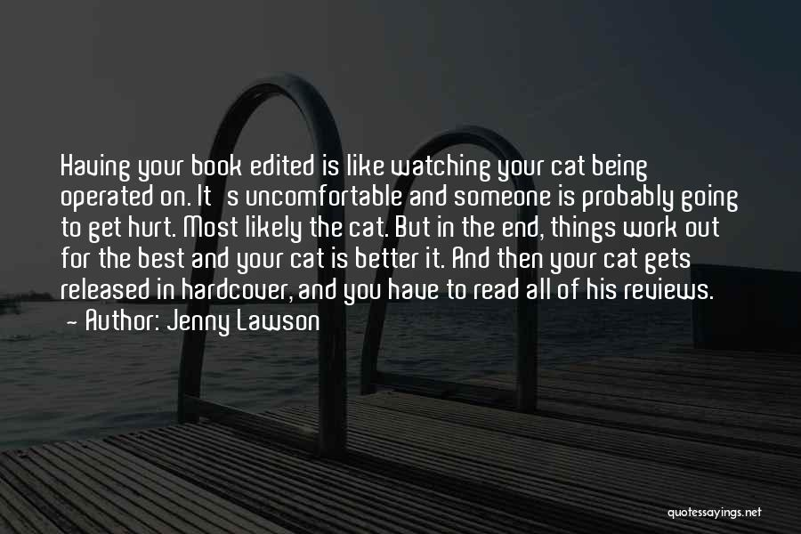 Someone Like You Book Quotes By Jenny Lawson