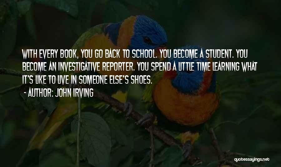 Someone Like You Book Quotes By John Irving