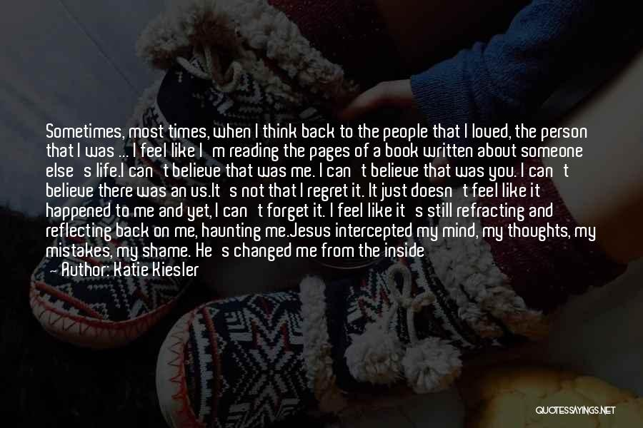 Someone Like You Book Quotes By Katie Kiesler