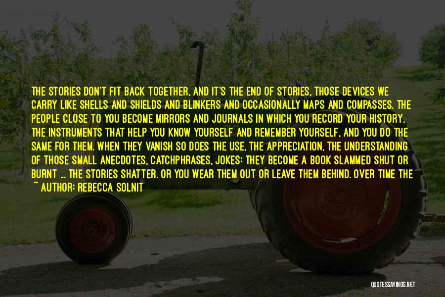 Someone Like You Book Quotes By Rebecca Solnit