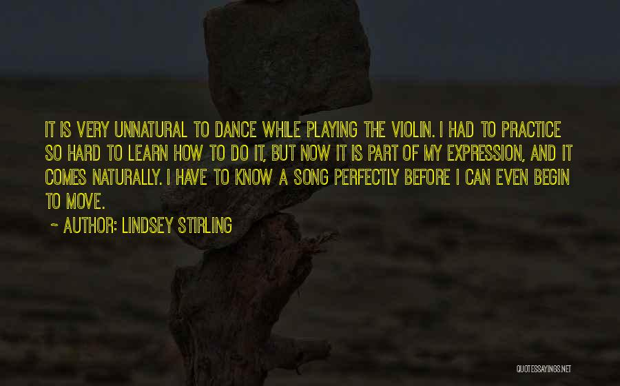 Someone Playing Hard To Get Quotes By Lindsey Stirling