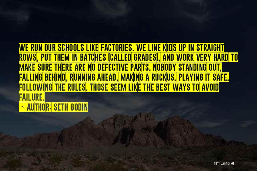 Someone Playing Hard To Get Quotes By Seth Godin