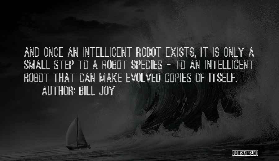 Someone Who Copies You Quotes By Bill Joy
