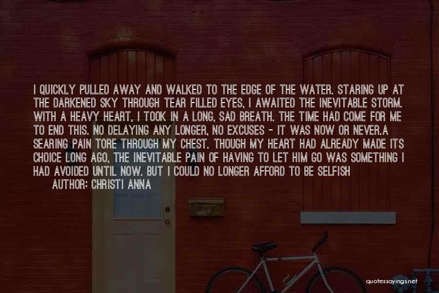 Something In My Heart Quotes By Christi Anna
